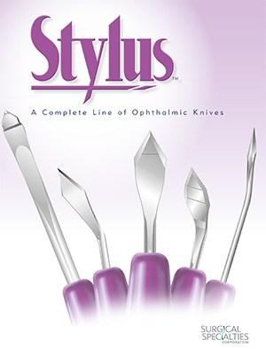 Stylus Einmalmesser
