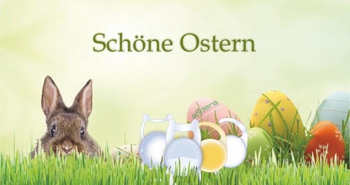 Afidera wünscht Schöne Ostern