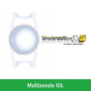 Multizonale IOL - Tetraflex HD