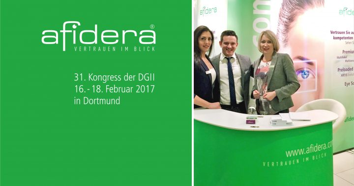 2017 DGII Messe news