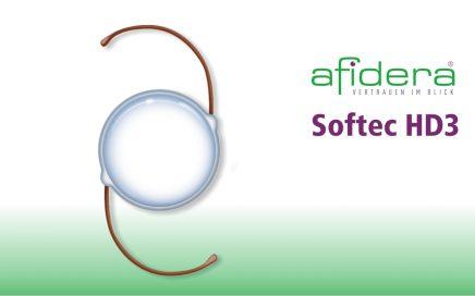 Neue Linse Softec HD3