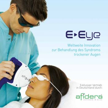 E-Eye Behandlung trockenes Auge
