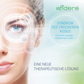 E-Eye Trockene Augen Behandlung