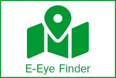Augenarzt E-Eye Gerät gegen trockene Augen