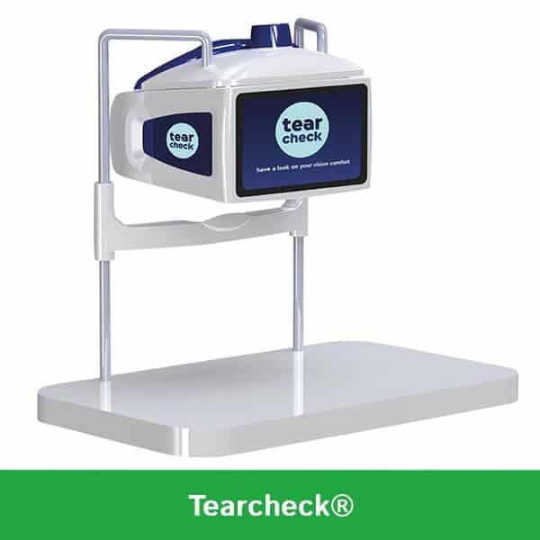 Abbildung tearcheck-Gerät