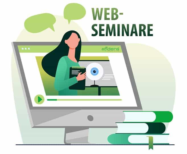 Web-Seminare Behandlung trockene Augen und Premium-Intraokularlinsen